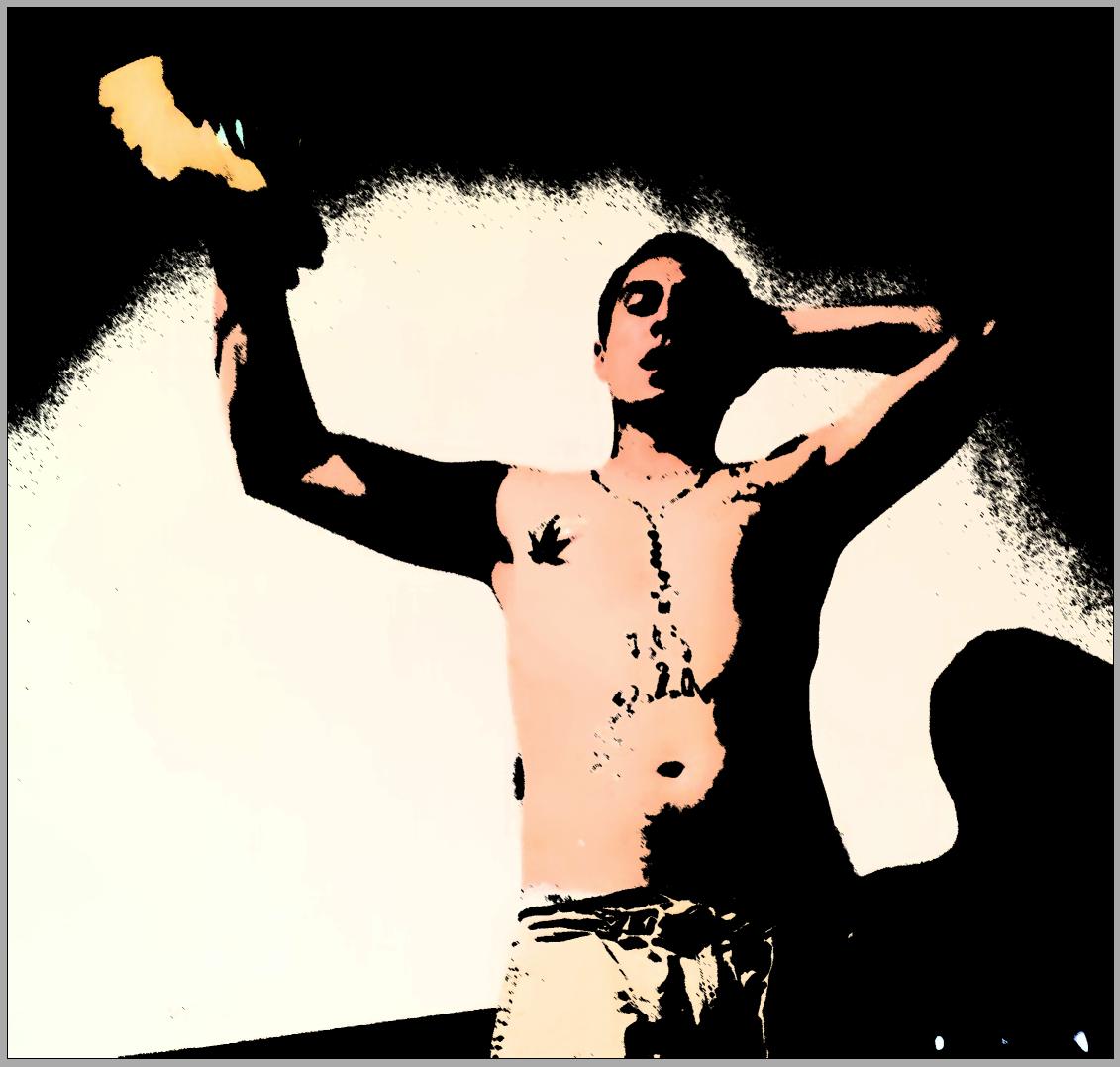 Bobby Art Warrior